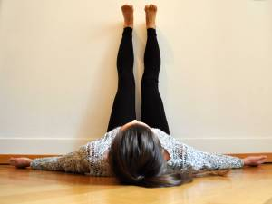 posture yoga contre stress